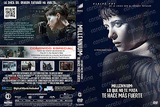 The Girl in the Spider's Web - Lo que no te mata te hac