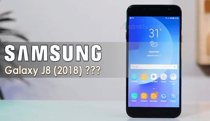 Samsung Galaxy J8 (2018) SM-J720F