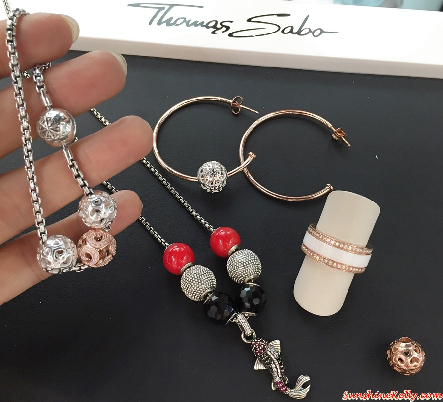 Sunshine Kelly Beauty Fashion Lifestyle Travel Fitness Free Thomas Sabo Karma Beads