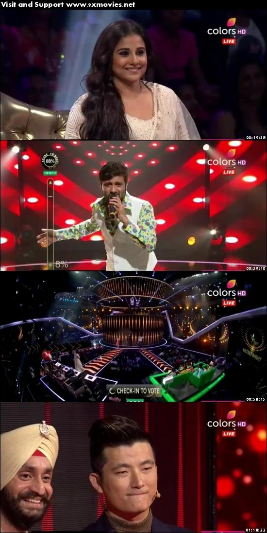 Rising Star 09 April 2017 HDTV 480p