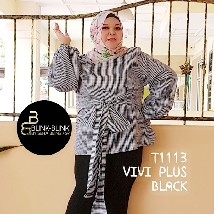 VIVI WRAP BLOUSE