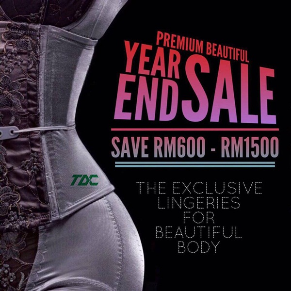 Premium Beautiful Year End Sale