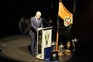 Gala inaugural del centenario del Barakaldo Club de Fútbol