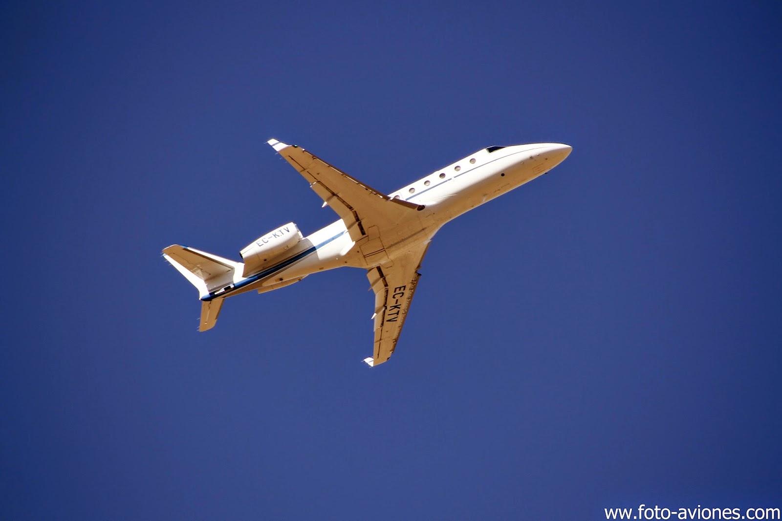 Gulfstream G150 / EC-KTV