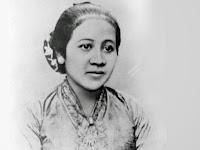 Teladan 'tulis, baca, dan bahasa' dari Bunda Kartini