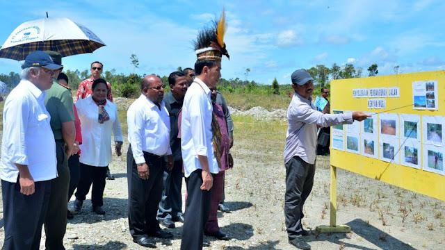 Wah, Gara-gara Ini, Suara Jokowi Bakal Amblas di Papua
