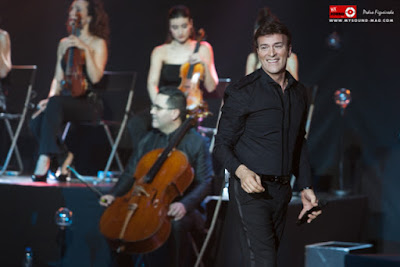 Programa de concertos de Tony Carreira 2020