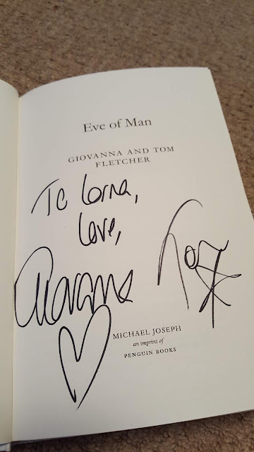 eve-of-man, tom-fletcher, giovanna-fletcher, book, yalc