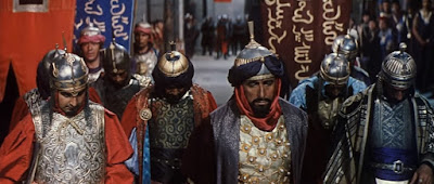 El Cid - Rodrigo Díaz de Vivar - Héroe Cristiano Español - Cine Histórico - Cine Bélico - Biopic - el fancine - ÁlvaroGP - el troblogdita