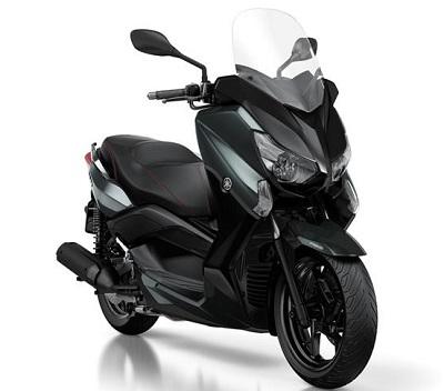 Desain Yamaha XMAX 250
