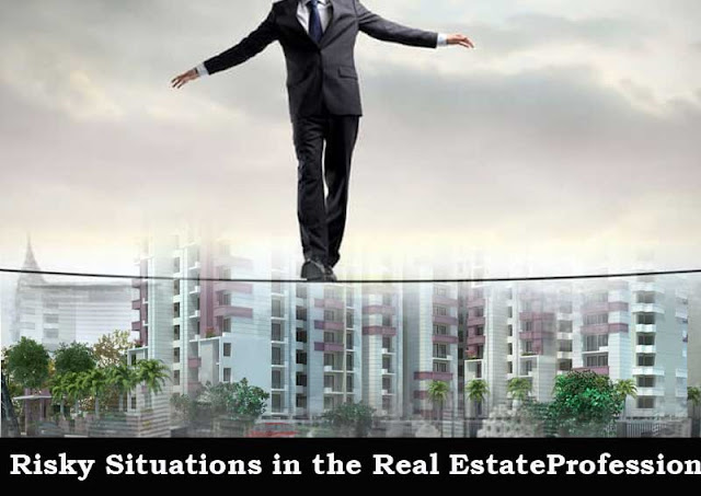 Risky Situations in the Real estate profession