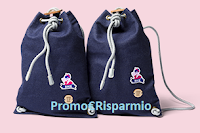 Logo Nuvenia ''The Best Friends Gift'': gioca e vinci 200 cofanetti con 2 IF Bag personalizzate