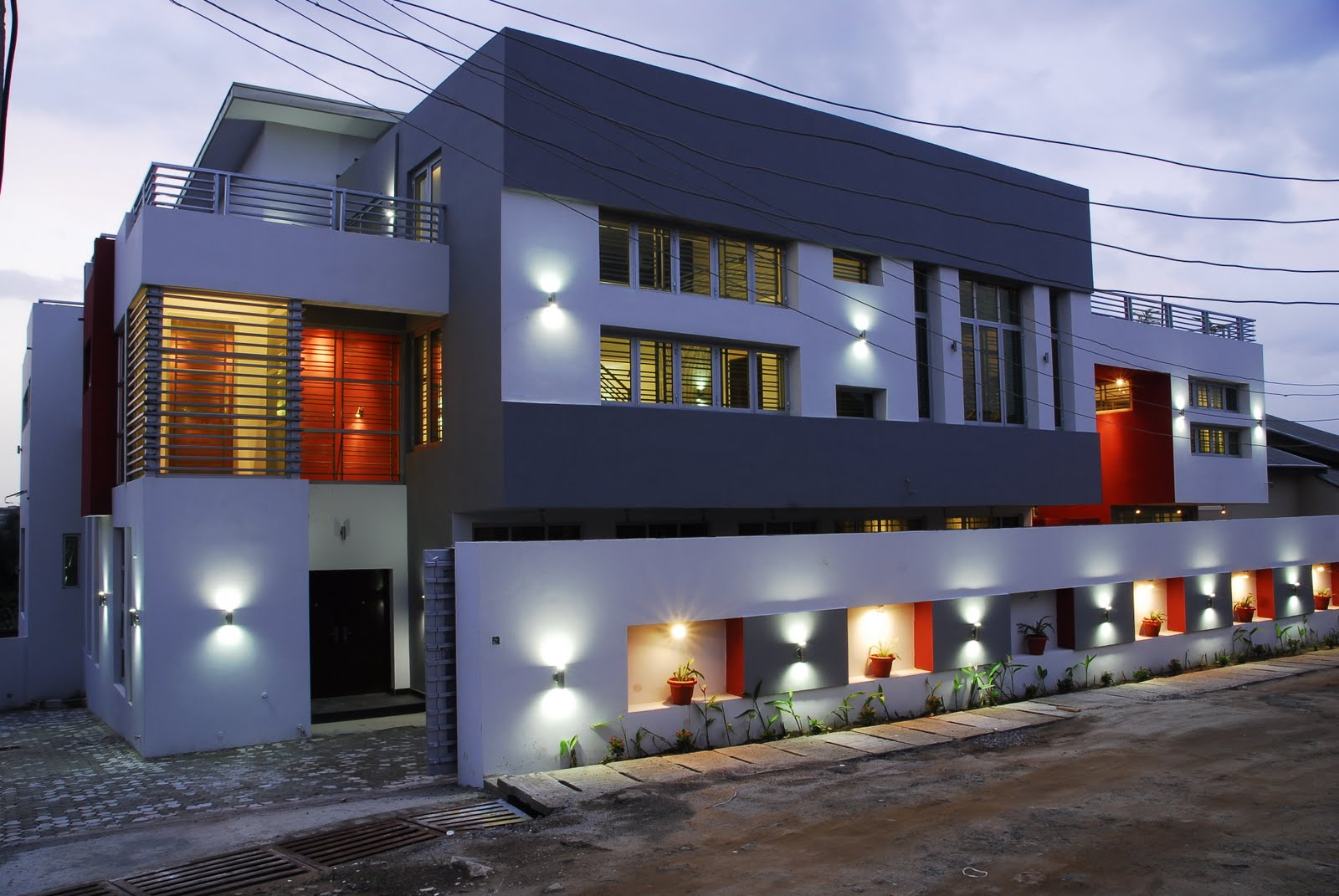 Haven homes berths in nigeria for Nigeria modern houses