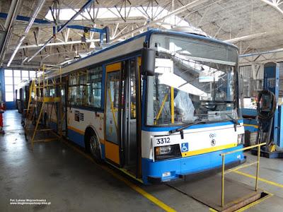 Škoda 21Tr, Dopravni Podnik Ostrava