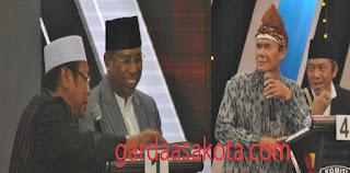 <b>Alot, Debat Soal Kebijakan Utang Antara Suhaili Versus Ali BD</b>