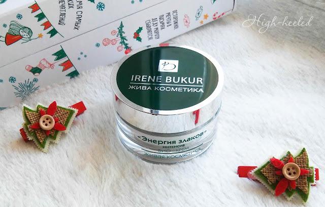 Irene Bukur - Биокрем для лица «Энергия злаков. Интенсив»