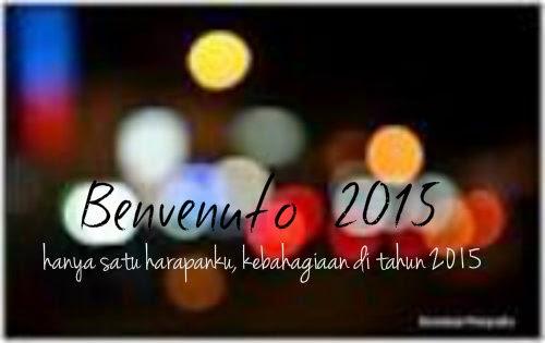 Benvenuto 2015!