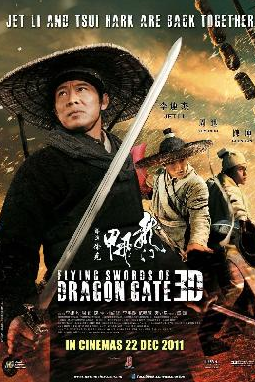 The Flying Swords of Dragon Gate (2011) online