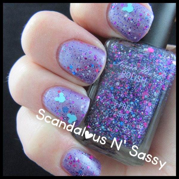 Sweet Heart Polish - I've Got a Dream with Hide & Seek Pascal over - the Tangled Trio