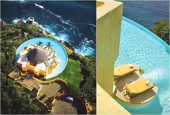 Luxury Life Design Stylish Amp Extravagant Villa Careyes