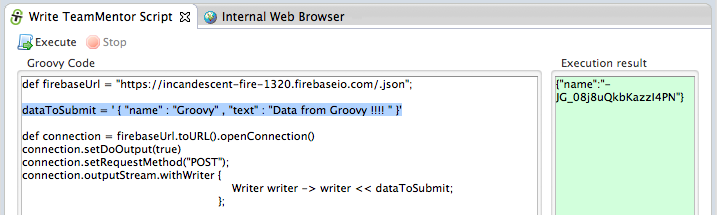 Dinis Cruz Blog: Using Firebase to sync data with a webpage