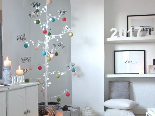 Mi árbol de navidad diy