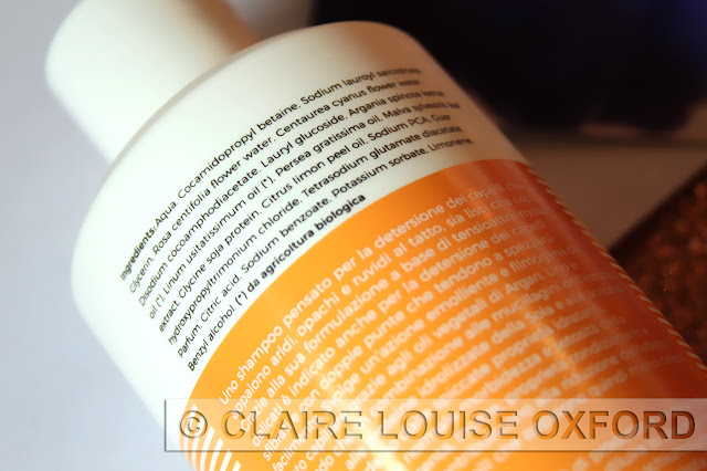 Gyada Cosmetics Shampoo Anticrespo