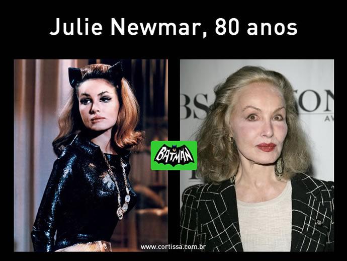 Julie Newmar, a melhor Mulher-Gato, faz 80 anos 7d9f695371