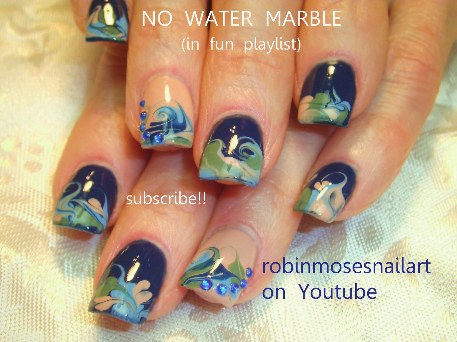 Nail art by robin moses april 2014 nail art elegant black tie formal wedding nails solutioingenieria Image collections