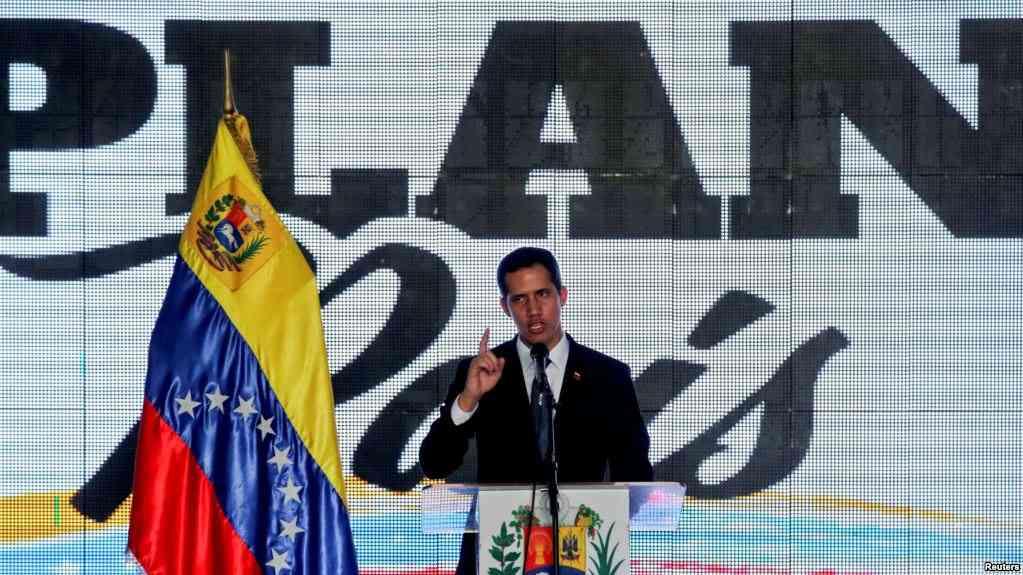 Régimen de Maduro acusa a Guaidó de