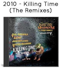 2010 - Killing Time (The Remixes) [EP]