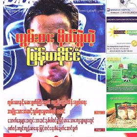 သစ်ထူးလွင် (သတင်းစာ၊ ဂျာနယ်) | Myanmar