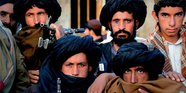 Image Attribute: A file photo of Taliban fighters / Source: Tasnim News Agency