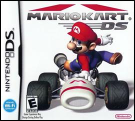 Mario Kart DS nds español mediafire y mega