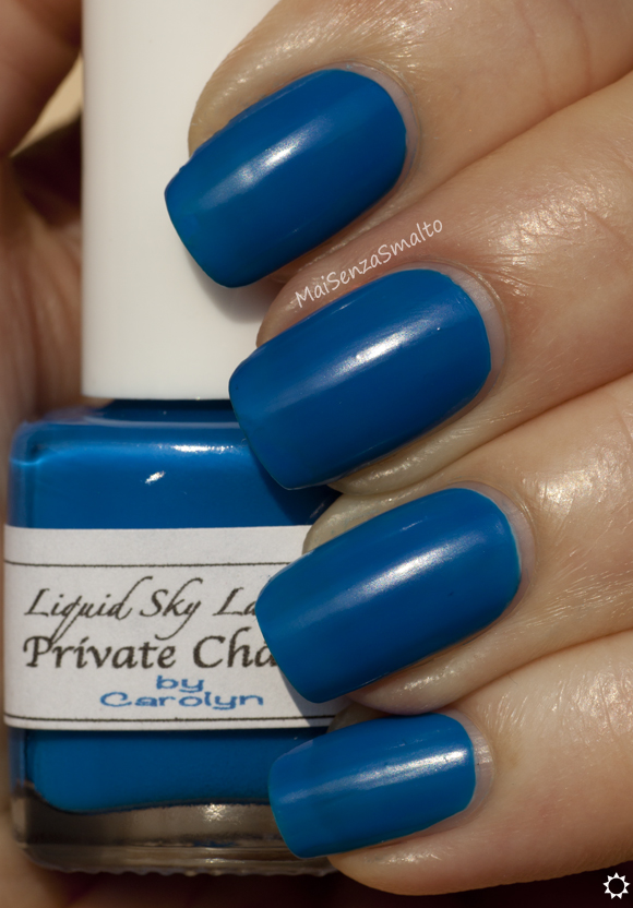 Liquid Sky Lacquer Private Charter
