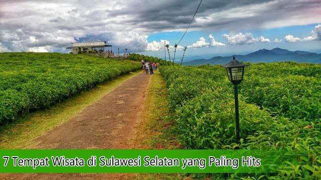 Tempat Wisata di Sulawesi Selatan yang Paling Hits