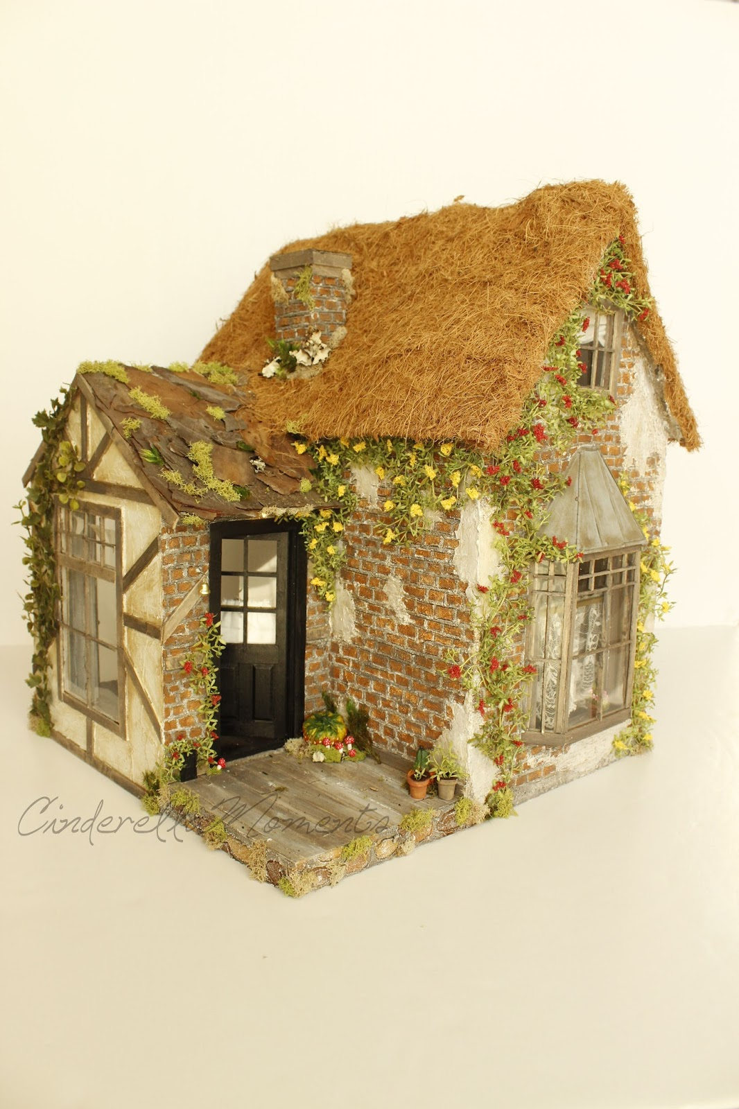 Cinderella Moments The Fairy Godmother S Cottage Custom
