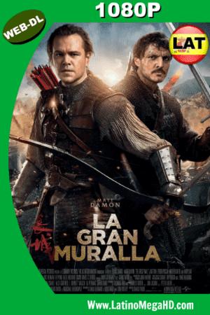 La Gran Muralla (2016) Latino HD WEB-DL 1080P ()