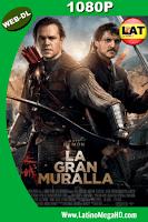 La Gran Muralla (2016) Latino HD WEB-DL 1080P - 2016