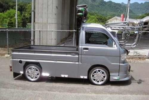 Modifikasi mobil pick up terbaru carry futura l300 t120ss ...