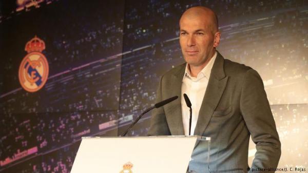 زيدان يخطط لتوجيه ضربة إلى برشلونة!