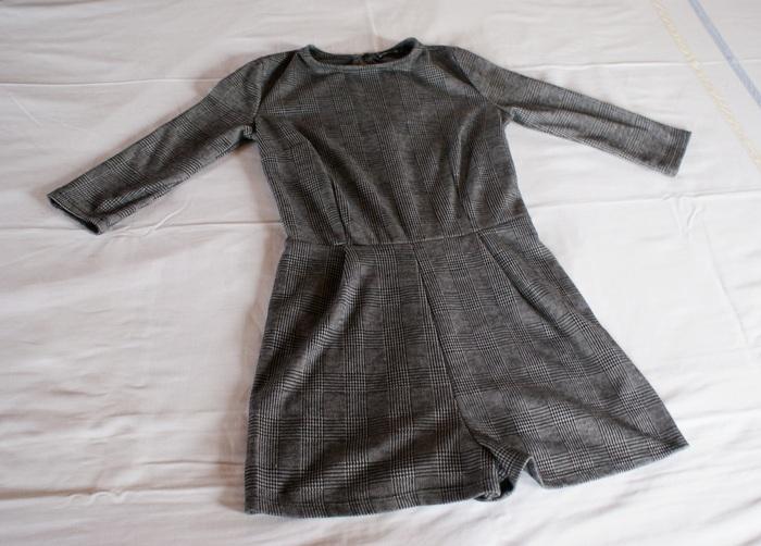 fall jumpsuit classic pattern winter