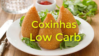 4 RECEITAS LOW CARB