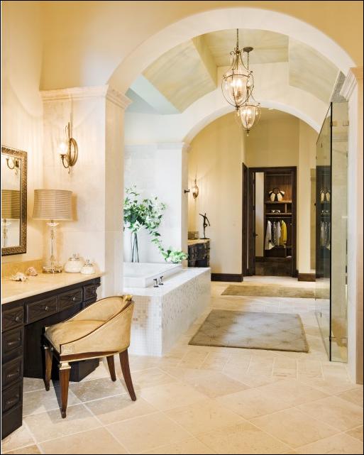 Key Interiors By Shinay Transitional Bathroom Design Ideas: Key Interiors By Shinay: Old World Bathroom Design Ideas