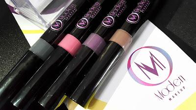 Moden Cosmetics Liquid Lipsticks - www.modenmakeup.com