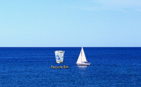 Recycle Bin Windows 8