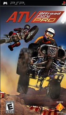 Download ATV Offroad Fury Pro CSO PPSSPP PSP