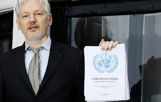 Wikileaks Founder Julian Assange Faces An Uncertain Future After Ecuador's Presidential Election