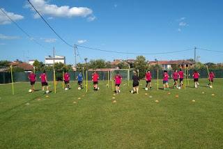 H προετοιμασία των Νεφελών εν' όψη έναρξης του πρωταθλήματος Β' Εθνικής Γυναικών στο ποδόσφαιρο