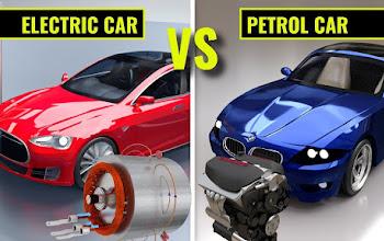So sánh tổng quan chi phí sử dụng xe điện và xe xăng